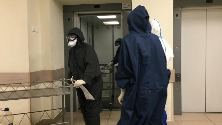 В Самарской области число жертв коронавируса достигло 206 человек
