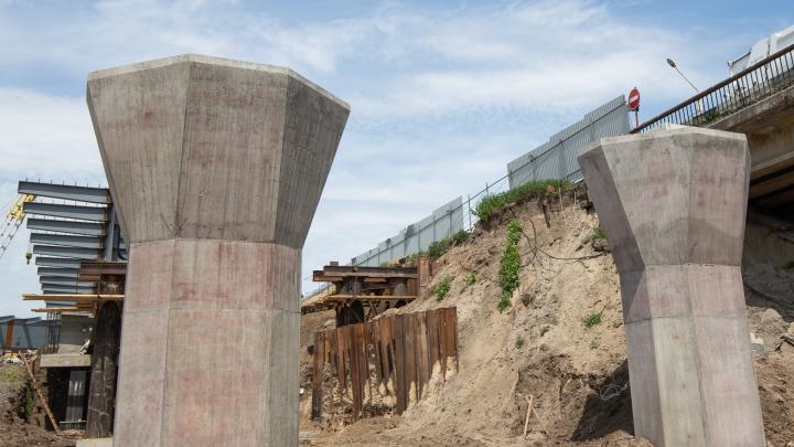 В Ростове высокопоставленный дорожник попал под статью за реконструкцию моста на Малиновского
