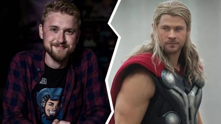 Как парень с Крохалевки стал «голосом» Тора и других героев Marvel: интервью с актером Иваном Жарковым