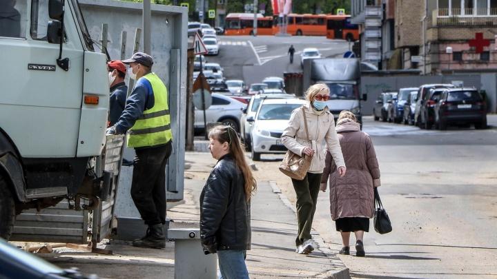 За последние сутки в Нижегородской области COVID-19 подтвердили еще у 229 человек