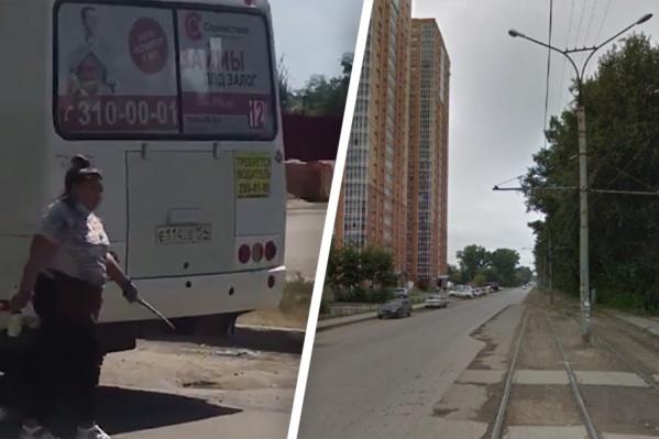 Инцидент произошёл в Кировском районе Новосибирска