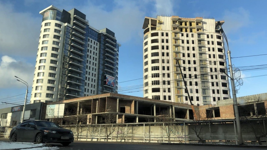 В историческом центре заселяется дом с элитными квартирами по 300 квадратов от 10 миллионов