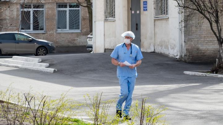 Вакцинация врачей от коронавируса началась в Ростовской области
