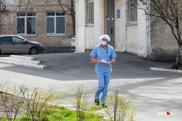Росстат: для 308 пациентов инфекция стала основной причиной смерти