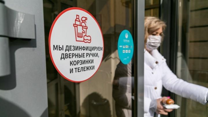 За сутки в Красноярском крае выявили 195 заболевших коронавирусом