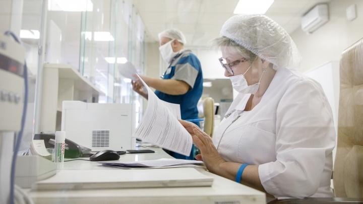 В Зауралье подтвердили еще шесть случаев заболевания коронавирусом