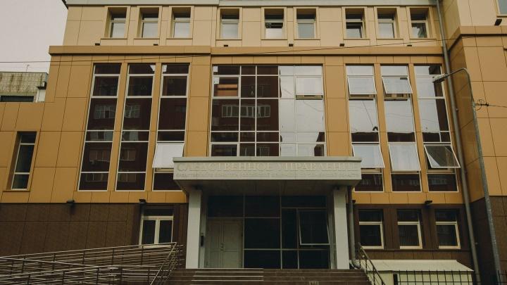 Следователи устанавливают причины смерти тюменского опера в отделе полиции