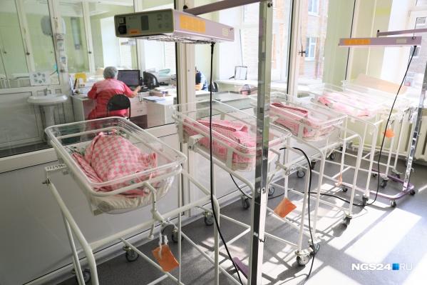 Заболевшие не контактировали с детьми и роженицами