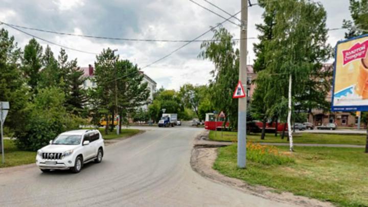 В Омске улица 2-я Транспортная станет шире на одну полосу