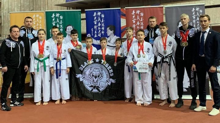 «Без турниров нет ни стимула, ни роста»: волгоградские «тигры» вырвали престижные награды на турнире в Москве