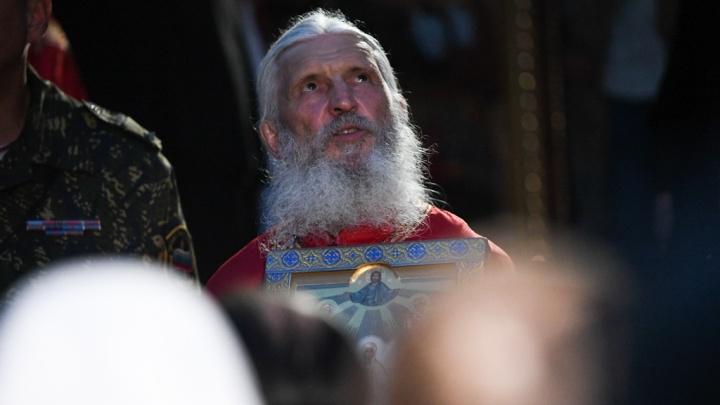 Настоятельница Среднеуральского монастыря, который оккупировал Сергий, объяснила, почему покинула его