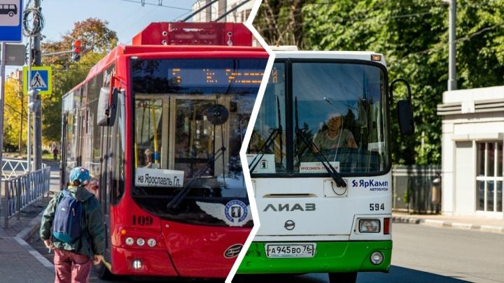 В российских городах уничтожают электротранспорт: что будет с трамваями и троллейбусами в Ярославле