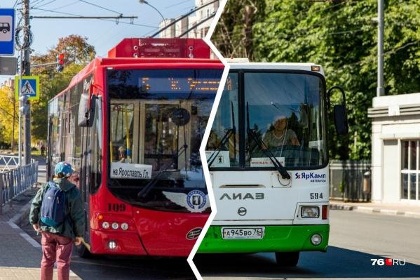 В Ярославле власти заверили, что не намерены менять электротранспорт на автобусы
