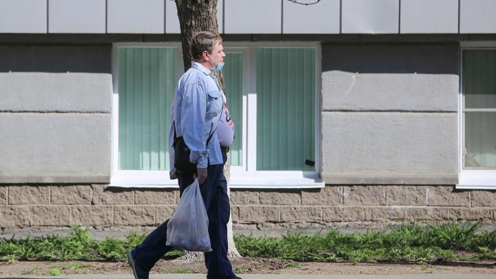 Обязательный масочный и перчаточный режим вводят в Северодвинске с 30 мая