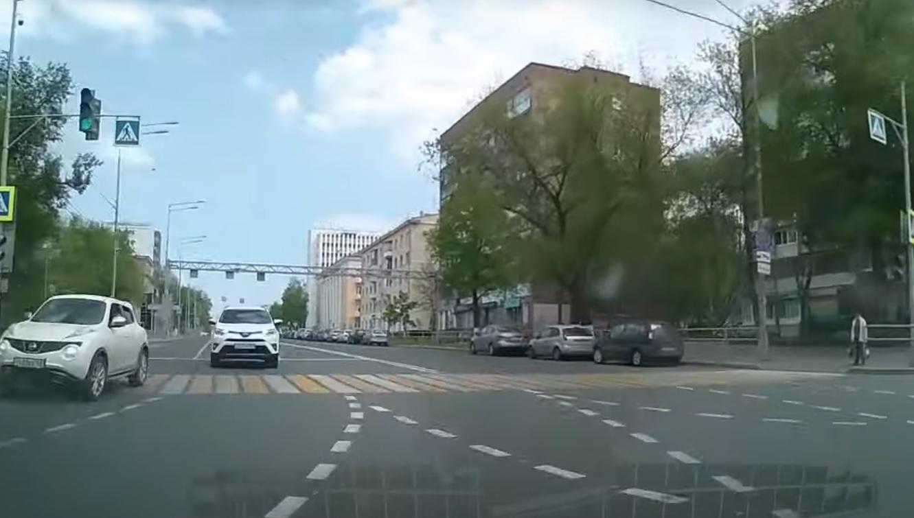 Вот так водители и становились нарушителями поневоле