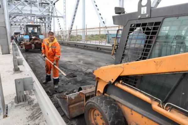 Железнодорожный мост закрыли с 7 июля