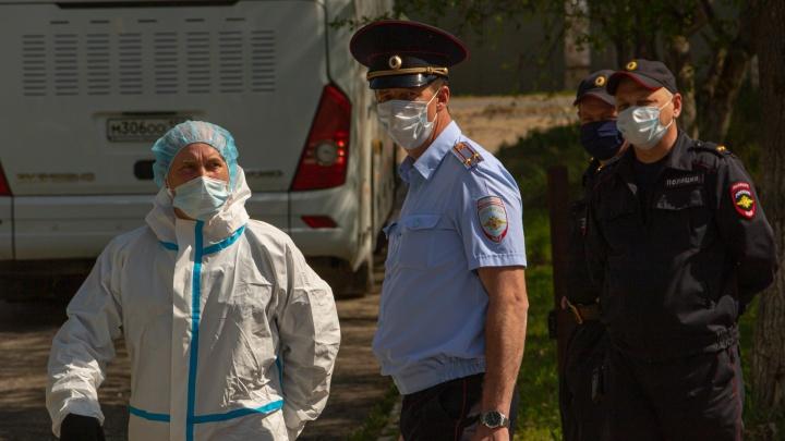 Оштрафована жительница Кетово, контактировавшая с заражённым COVID-19 и не ушедшая на самоизоляцию