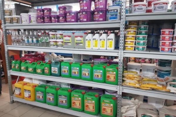 В магазине «МаксиДом» есть все для строительства и отделки дома как российских, так и зарубежных производителей