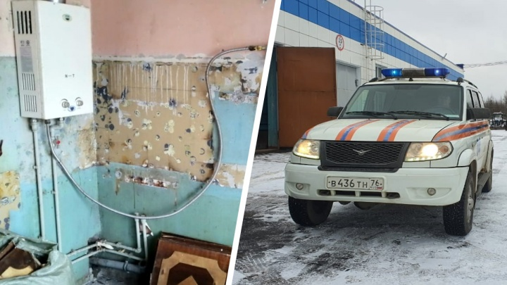 Могло снести стены: в Рыбинске предотвратили взрыв газа в жилом доме