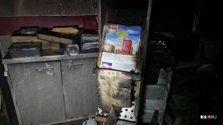 В «Группе ЛСР» назвали сумму ущерба от пожара в офисе продаж на Широкой Речке