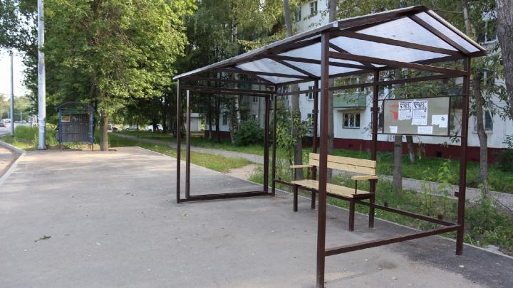 В Ярославле старые остановки с Тутаевского шоссе расставят по всему городу