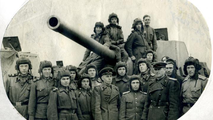 Фронтовой инстаграм: как школьник из уральской деревни стал танкистом-героем