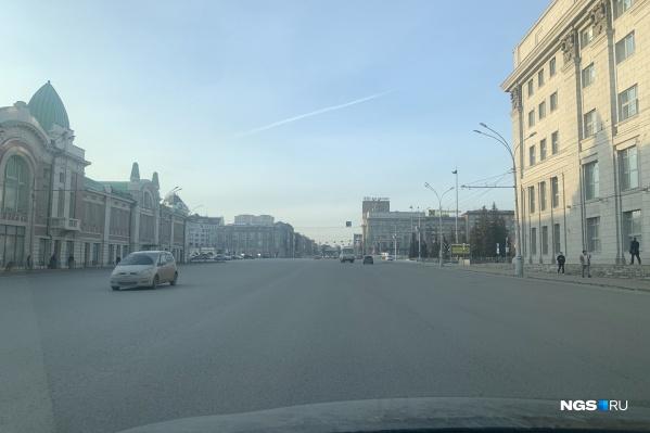 Свободный Красный проспект