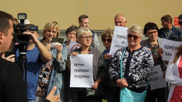 «У людей недоверие к власти»: житель Урдомы — о встрече с Александром Цыбульским