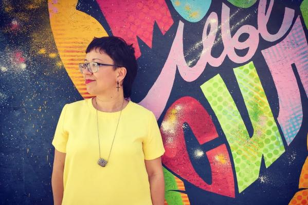 Кристина Абрамичева уверена, что женщинам стоит повышать самооценку