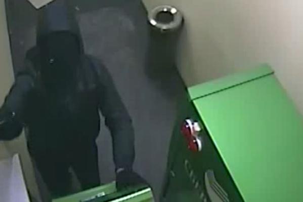 Взломщики работали по ночам