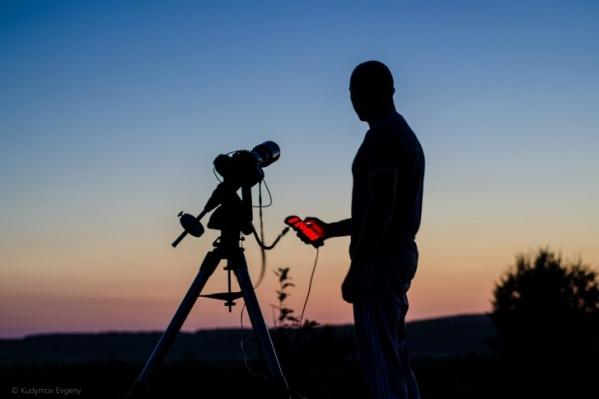 Инженер учебной обсерватории УрФУ рассказал, за какими космическими явлениями следить уральцам в октябре