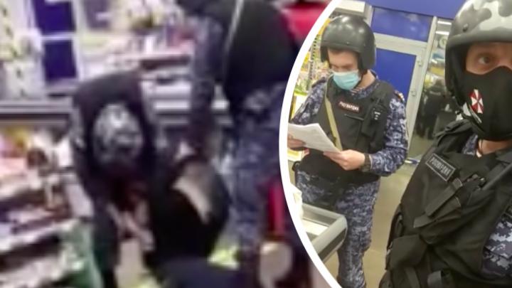 Дело дебошира из «Ленты» ушло в суд: за отказ надеть маску ему грозит штраф до 30 тысяч рублей