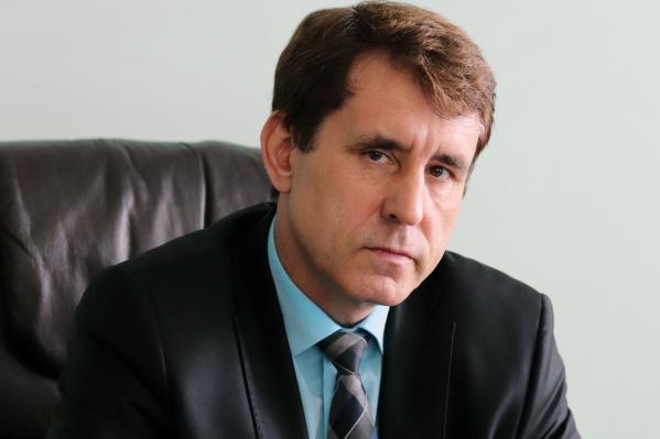 Главой района Вадим Войцеховский стал в апреле прошлого года