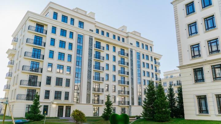 Квартал, где все включено: бассейн, ресторан и клининг — готовые квартиры продаются от 6500000рублей