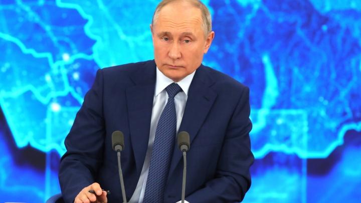 «Надо отвечать за то, что сделано»: в Новосибирске Владимиру Путину напомнили об экологических катастрофах