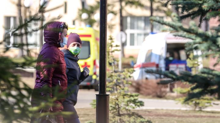 В Башкирии за сутки выявили 58 случаев заражения коронавирусом