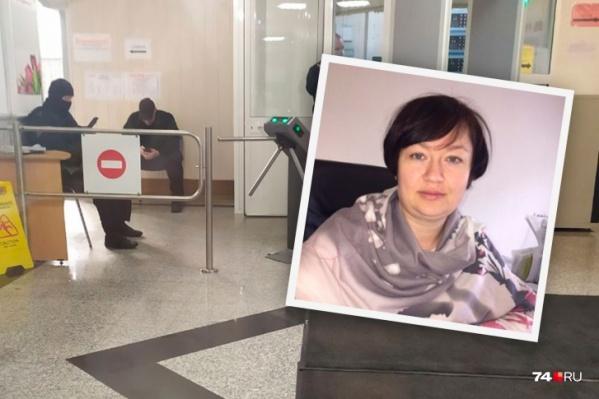 Ближайшие два месяца Татьяна Антонова, подозреваемая в получении взятки, проведёт в СИЗО