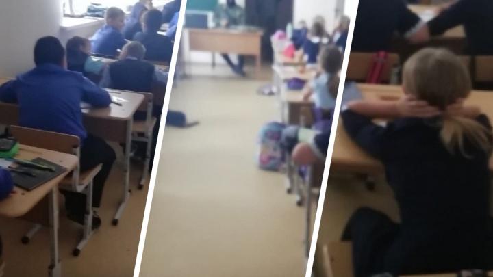 «Учеников взяли в заложники»: в Ишиме разгорелся скандал после неудачного урока про терроризм
