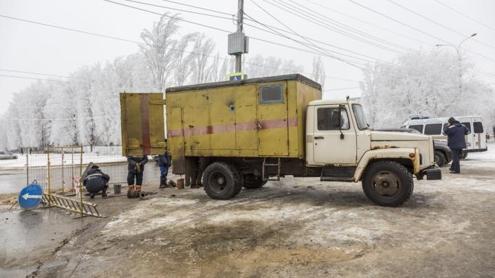 Центр Волгограда в день протестных акций оставят без холодной воды