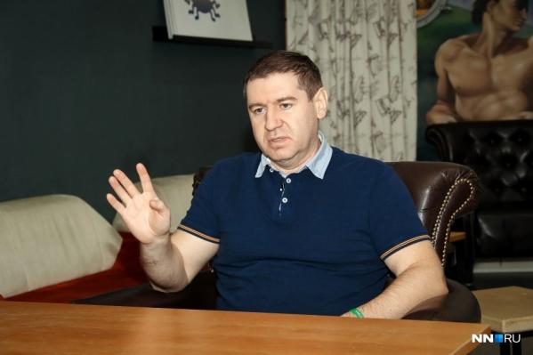Михаил Иосилевич отрицает свою вину и будет обжаловать арест денежных средств