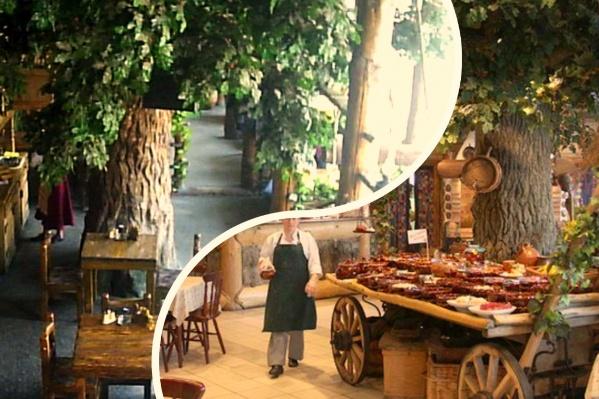 Лучшие идеи столичных ресторанов умеют копировать в Новосибирске