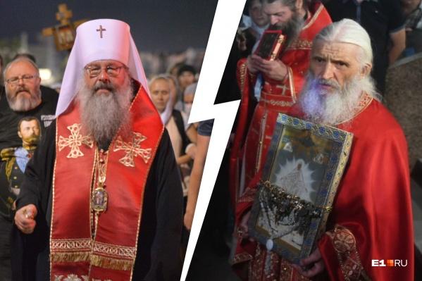 Сравниваем два крестных хода: в Екатеринбурге и в Среднеуральске