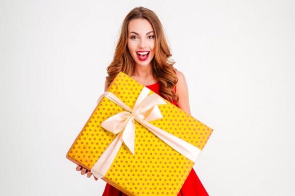 Приходите за покупками и участвуйте в крутом розыгрыше подарков