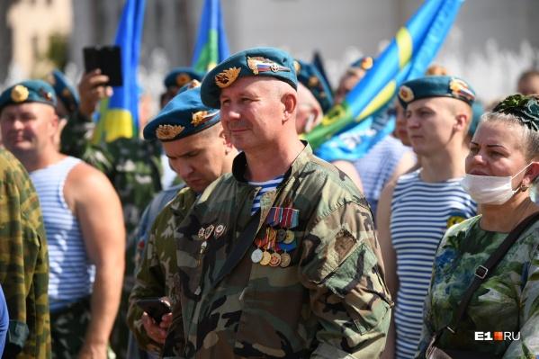 Десантники ещё устроят масштабный праздник в честь 90-летия ВДВ, но позже