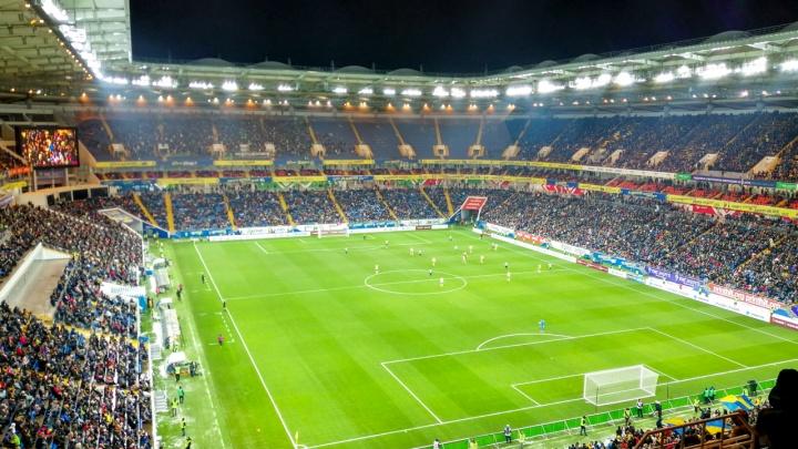 Донская федерация футбола предложила Голубеву переименовать «Ростов Арену» в честь Понедельника