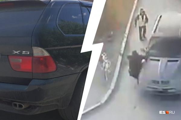 Владелец BMW не поинтересовался судьбой сбитого им человека ни сразу после столкновения, ни спустя полгода