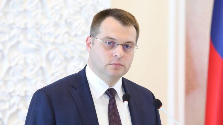 Замгубернатора Архангельской области по инвестиционной политике покинул свой пост