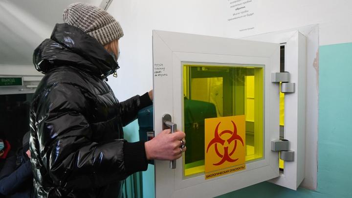 В Борской ЦРБ из-за пациента с коронавирусом на карантин закрыли несколько отделений