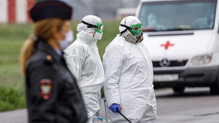 Один умер, 112 заболело: коронавирус бьёт страшные рекорды массовых заражений в Волгограде