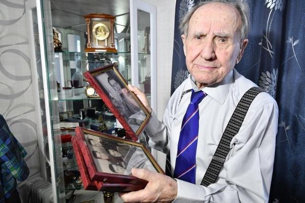 Владимиру Ивановичу было 95 лет